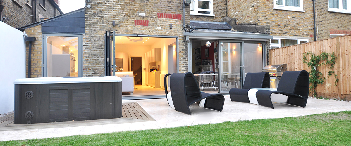Patio Garden Design London