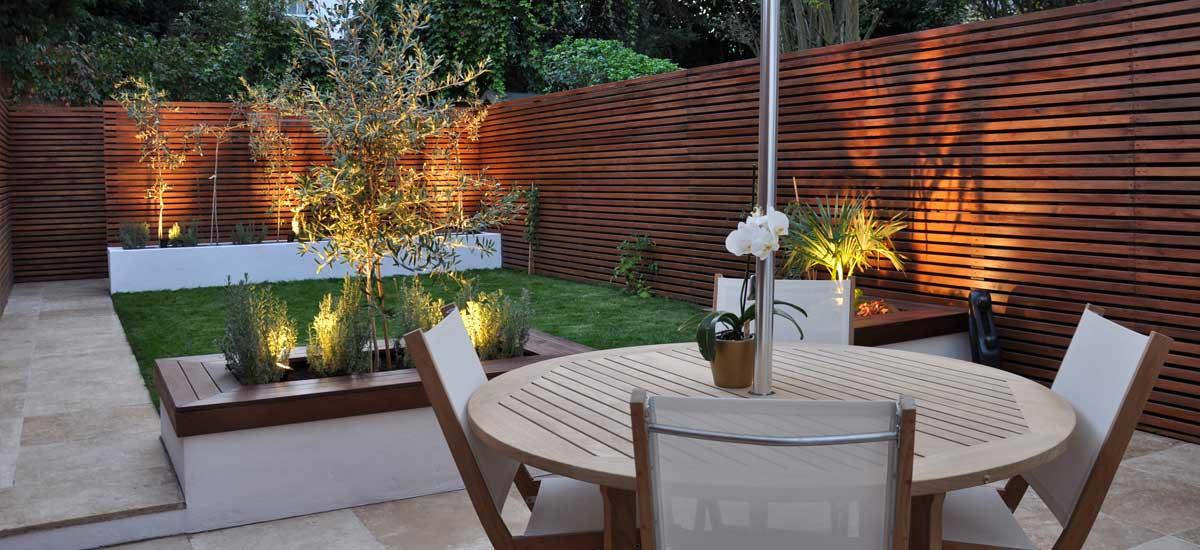 Family garden design clapham bamboo landscaping for Family garden designs